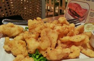 Salt and Pepper Cuttlefish Recipe - Gutom Na! Filipino and international recipes for Filipinos!