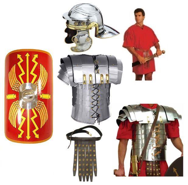 Roman Soldier Costume Roman Armor Roman Soldiers Roman Soldier Costume