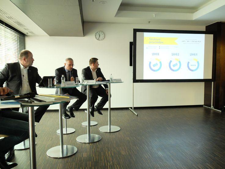 Raport Ekstraklasa piłkarskiego biznesu 2014. Konferencja prasowa http://www.ey.com/pl/ekstraklasa