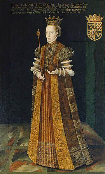 Margareta Leijonhufvud by Johan Baptista van Uther (Nationalmuseum - Stockholm Sweden)