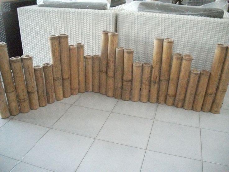 CK6000 RECINZIONE BAMBU