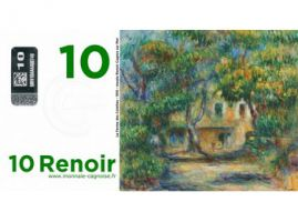 Le #Renoir : la #monnaie #locale de Cagnes-sur-Mer rend hommage aux #tableaux du peintre :)