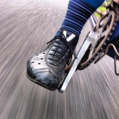 cyclesjbryant:    Summer socks. (Taken with Instagram)