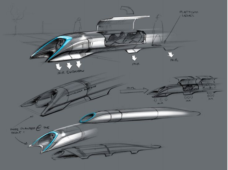 ELON MUSK REVEALS THE HYPERLOOP || Full 57 page PDF Musk released. I have to say, if you are going to propose something wild, it's best to do 57 pages worth of research on it first. Go Elon! Did you know he has five children?! Pfft.