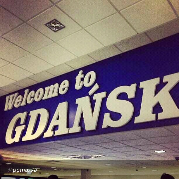 Instagram photo by @gdansk_official (Gdansk)  | #airport #epgd #gdansk #welcome
