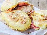 Focaccine salate con pancetta morbidissime veloci   Arte in Cucina