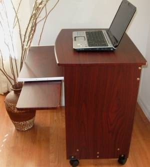 "Narrow Computer Table 8 best 24"" super compact computer desk images on pinterest"