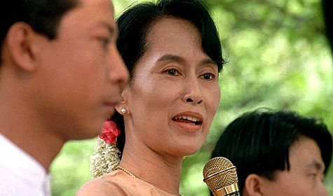 Burma's president, army chief to meet Suu Kyi