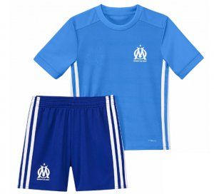 2017 Cheap Youth Kit Olympique de Marseille Away Replica Suit [AFC396]