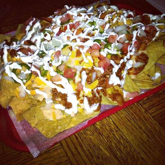 No. 61: Loaded #Nachos from Pork Slope, #Brooklyn