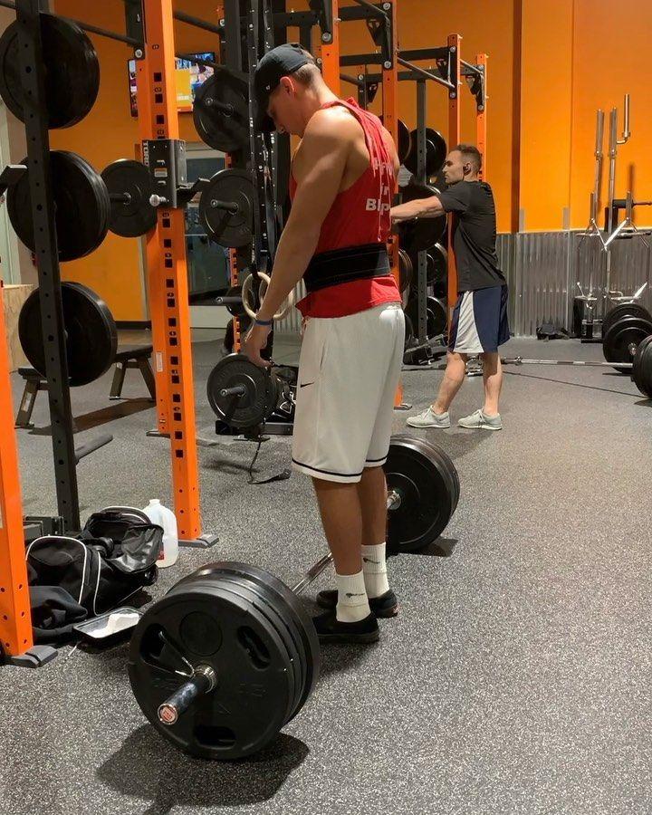 Powerlifting, Workout plan, Squats