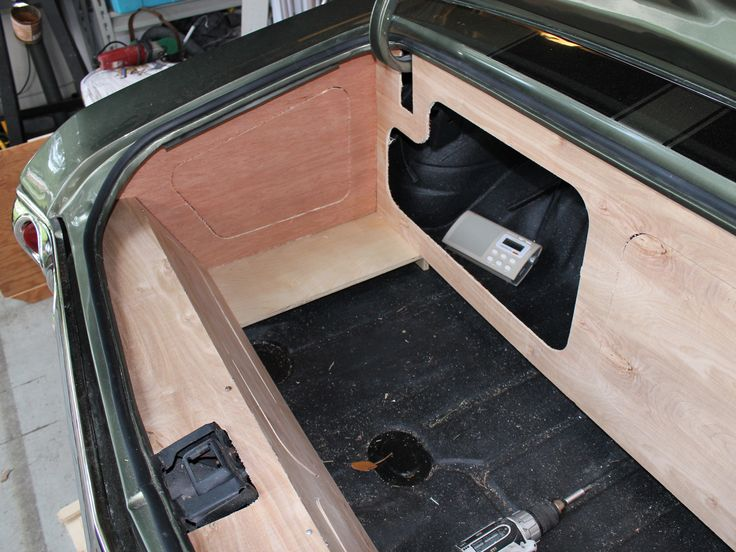 26 best images about trunk panel installs on pinterest cars chevy and custom consoles. Black Bedroom Furniture Sets. Home Design Ideas