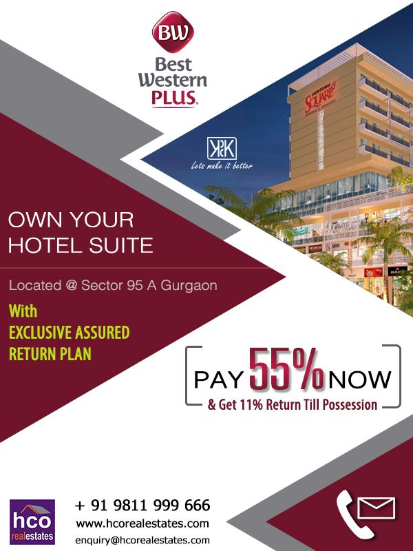 #KPDKBestWesternTownSuites Exclusive Hotels for Investment, 100% Secured & 0% Risk, Buy Today! For More Info:- http://bit.ly/1U0feTV