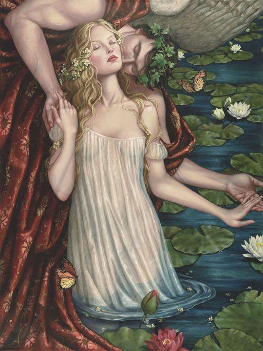 Art et illustrations romantiques  ( L.B)