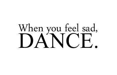 When you feel sad.... dance #westcoastswing