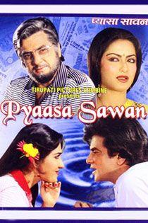 Pyaasa Sawan (1981) Hindi Movie Online in HD - Einthusan Jeetendra ,Reena Roy, Moushmi Chatterji Directed by Dasari Narayana Rao Music by Laxmikant Pyarelal 1981 [U] ENGLISH SUBTITLE