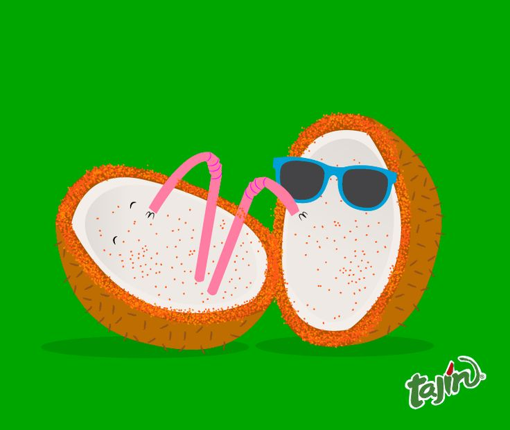 #Coconut with #Tajin? Why yes!  Please and thank you :)