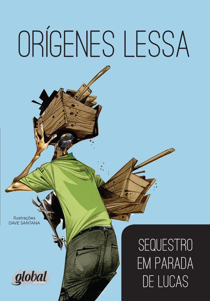 Sequestro em Parada de Lucas - Orígenes Lessa - Global Editora - Informações e Sinopse: http://goo.gl/HNr3Xq
