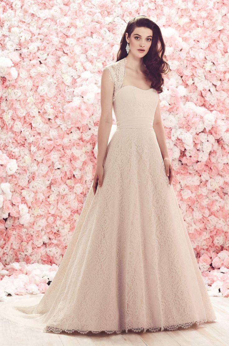 74 mejores imágenes de Bridal dress en Pinterest | Vestidos de novia ...