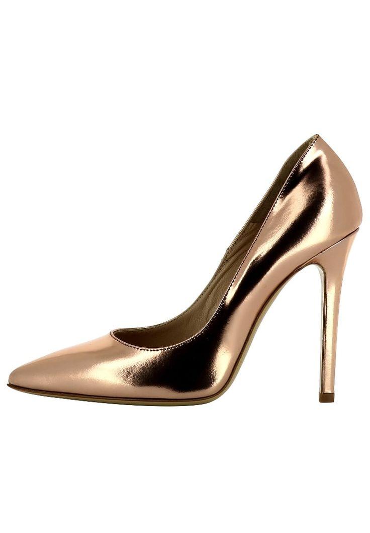 ¡Consigue este tipo de zapatos de salón de EVITA ahora! Haz clic para ver los detalles. Envíos gratis a toda España. Evita Zapatos altos altrosa: Evita Zapatos altos altrosa Zapatos   | Material exterior: piel, Material interior: piel, Suela: piel auténtica, Plantilla: cuero | Zapatos ¡Haz tu pedido   y disfruta de gastos de enví-o gratuitos! (zapatos de salón, salon, court, courts, pumps, zapatillas, escarpins, tacchi alti, salón)