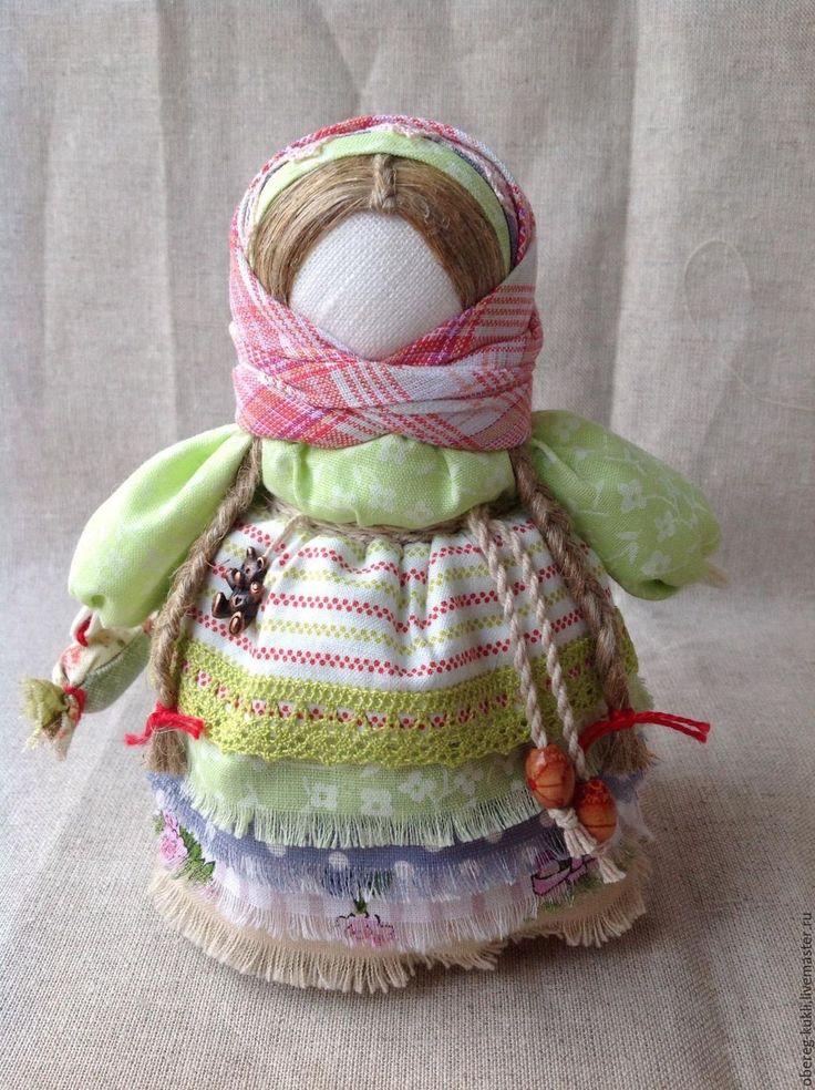 """Купить Куколка """"Девочка с конфеткой"""" - обережная кукла, кукла оберег, кукла ручной работы, кукла"""