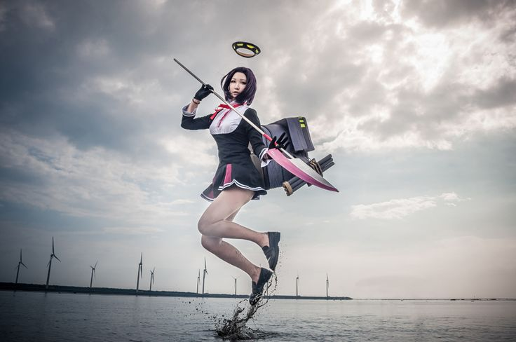 28 Amazing Cosplays That Bring Kantai Collection To Life entertainment cosplay  Kantai Collection Cosplay Anime