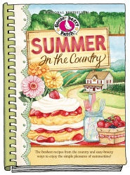 Summer in the Country Cookbook, now available as an eBook for your Kindle, Nook, Apple, Kobo & Sony devices.