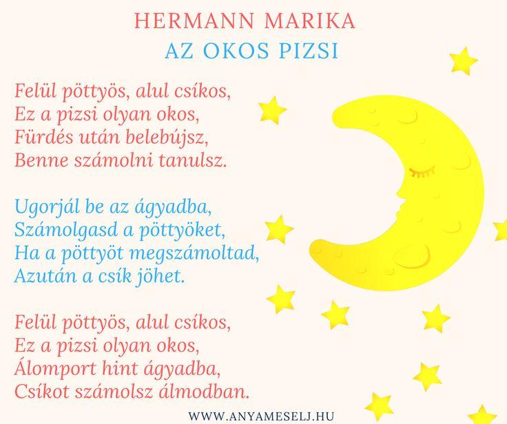 Mesés álomhozó vers :)