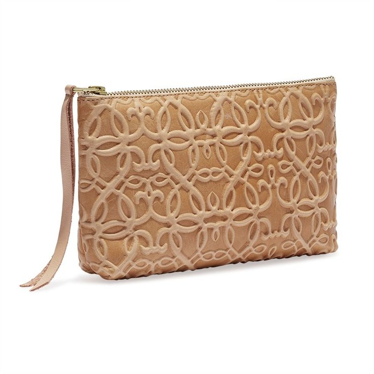VIDA Leather Statement Clutch - Combination by VIDA 7FaXJr