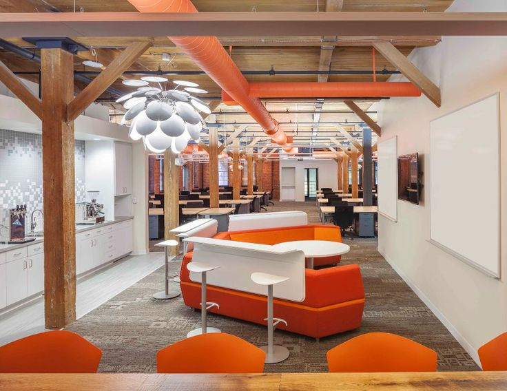 10 cool office spaces meeting rooms purpose and alternative for Unique office spaces