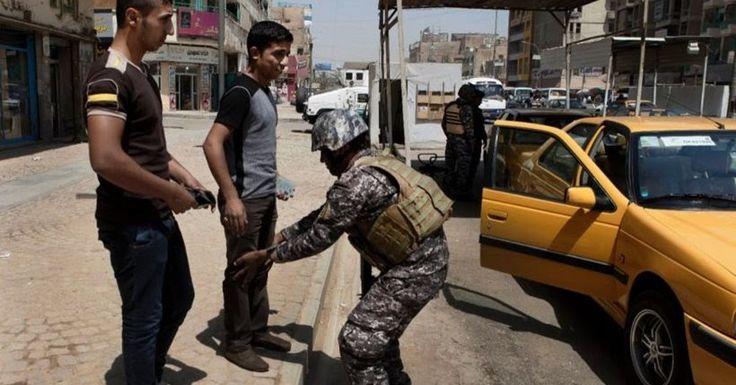 Μοσούλη: Η ιρακινή αστυνομία βασάνισε και σκότωσε αμάχους
