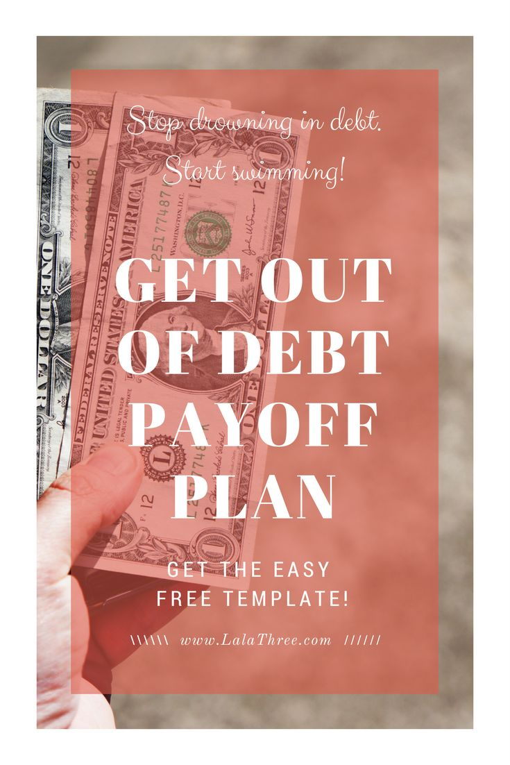 Need some help with debt organization? It can feel endless at times even though you're making payments. With my easy template, pay off debt in chunks!