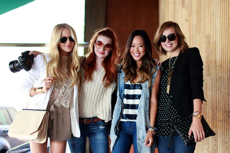 Shea, Jane, Aimee and Kelly: Stylish Girls, Outfits, Amazing Girls, Girls Generation, Uptown Style, Panachevogu, Personalized Style