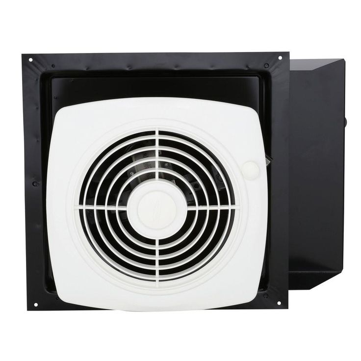 Broan 270 CFM Through-the-Wall Exhaust Fan 508