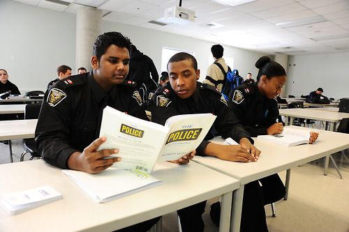 Police Foundations graduates are preparedfor careers in the various police and military forces or in the field of security and related occupations.