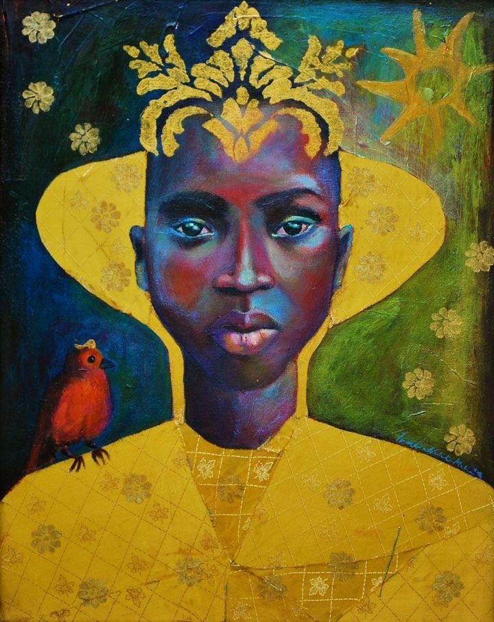Artodyssey: Tamara Natalie Madden , Jamaica illustrations representing diverse cultures