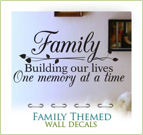 Christian Wall Decals | Inspirational Wall Decals by A Great Impression