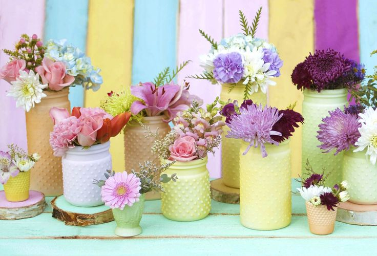 Images about glass bottles vases on pinterest