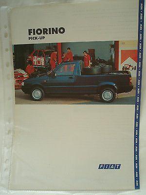FIAT-fiorino-pick-up-brochure-oct-1994