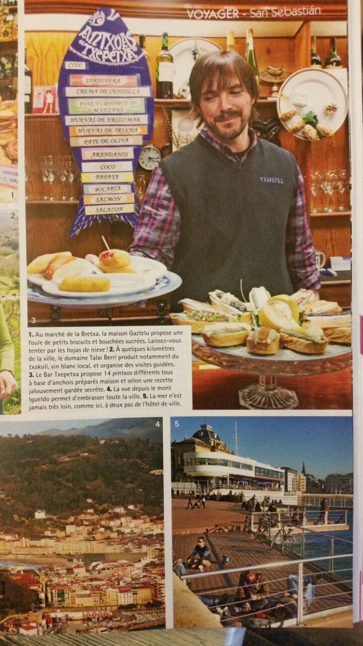 #gastronomie #paysbasque #Basquecountry  #tradiciones #traditions #bars #tapas #tapasbar #donostia #sansebastian #pinchosvascos #saveurs #txepetxa #gastronomia #gastronomy #voyager #turismodonosti #anchois #anchovies #recette