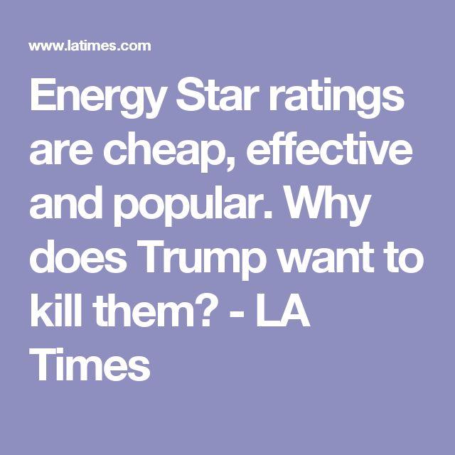 Image result for kill the energy star program