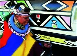 Ndebele Woman  - Global Africa
