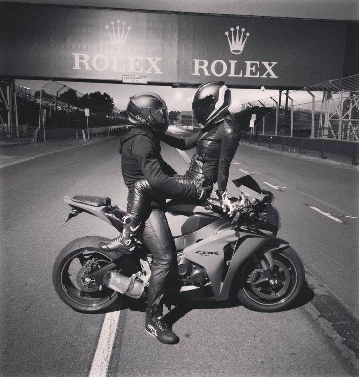 #Motorcycle #Tire Honda Motor Company, #SportBike #Suzuki Yamaha YZF-R6, Honda CBR series, Honda CBR1000RR - Follow @extremegentleman for more pics like this!