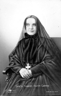 Mother Cabrini the first American Saint