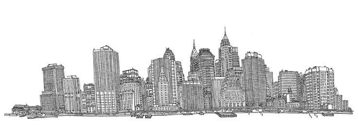 andrew joyce - cityscape illustrations, lettering, etc.