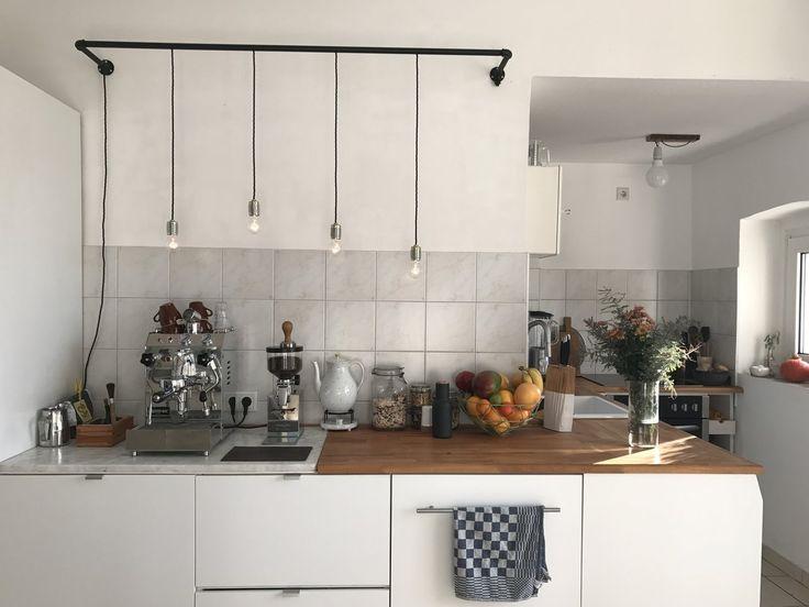 Lampe Für Küche. 14 best impressionen ♥ kränze für die ...