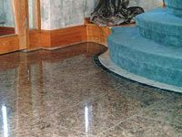How To Clean Marble Floors/counter Tops