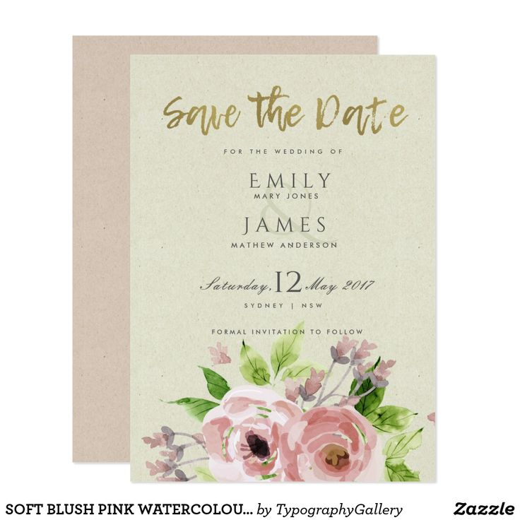 14 best FLORAL WEDDINGS images on Pinterest - best of invitation card about wedding