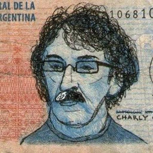 BIlletes intervenidos por gente muy creativa #argentinos #belgrano #billetes #billetes argentinos #mitre