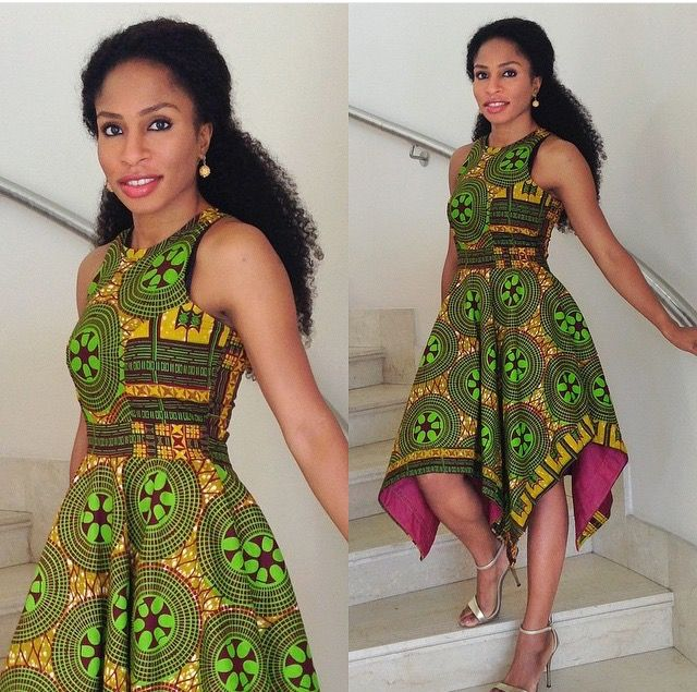 you have to love African attire